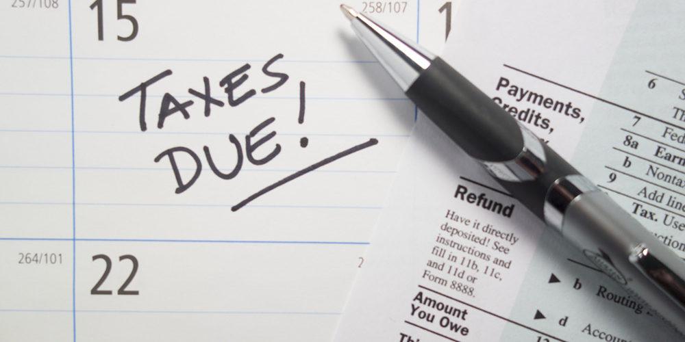 Personal Tax Return Toronto